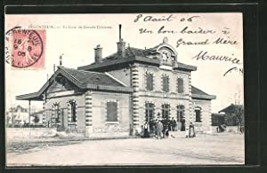 Ansichtskarte Argenteuil, la gare de grande Ceinture