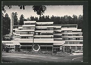 Ansichtskarte Bad Schwalbach, Alten-, Jugendzentrum des Untertaunuskreises