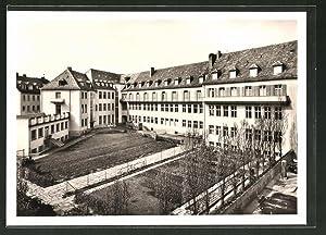 Ansichtskarte Würzburg, Haus Sankt Hildegard, Peterpfarrgasse 1