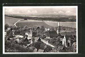 Ansichtskarte Jahnsdorf i. Erz., Gesamtansicht aus der