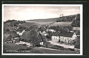 Ansichtskarte Jahnsdorf i. Erz., Mittlerer Ortsteil