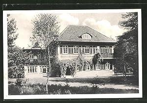 Ansichtskarte Lutterloh, Christliches Erholungsheim