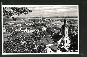 Ansichtskarte Mainburg i. Ndb., Totalansicht
