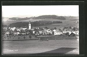 Ansichtskarte Lembach, Gesamtansicht
