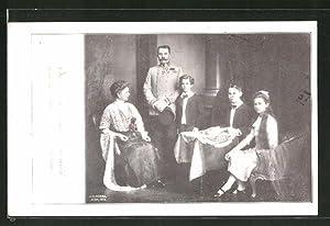 Ansichtskarte Erzherzog Franz Ferdinand d'Este, Herzogin Sophie