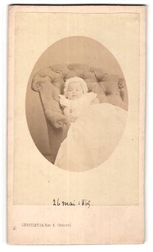 Photo Levitsky, Paris, Portrait de Säugling in