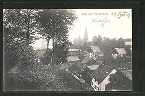 Ansichtskarte Fröndenberg, Ortsansicht