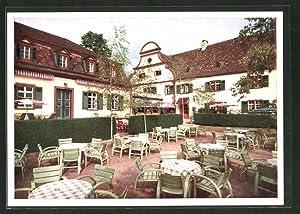 Ansichtskarte Kranichstein, Gasthaus Jagdschloss