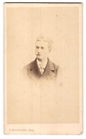 Photo E. Manoury, Paris, Portrait de Herr