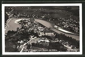 Ansichtskarte Laufen und Oberndorf an der Salzach,