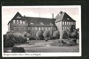 Ansichtskarte Regenwalde in Pommern, Partie an der