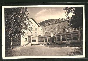 Ansichtskarte Heidelberg, Victoria-Hotel von Fritz Gabler, Erich