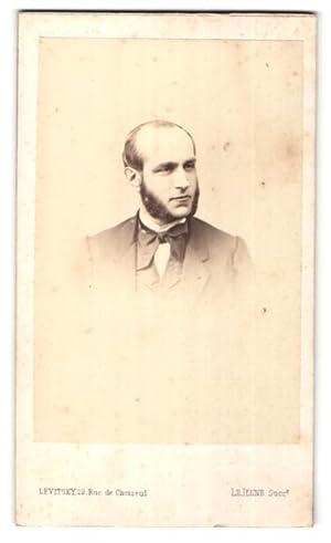 Photo Levitsky, Paris, Portrait de Herr im