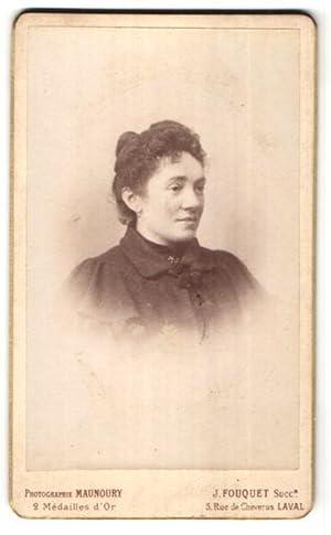 Photo Manoury, Laval, Portrait de Frau avec