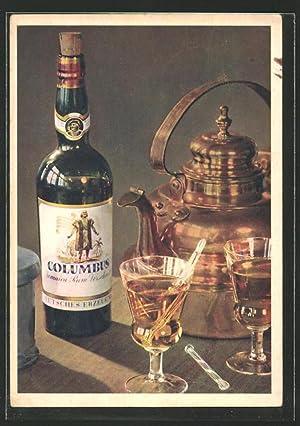 Ansichtskarte Wickrath / Rhld., Reklame für Jamaica-Rum