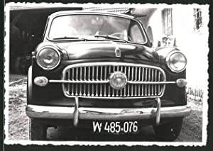 Fotografie Auto Fiat 1100 R, PKW mit