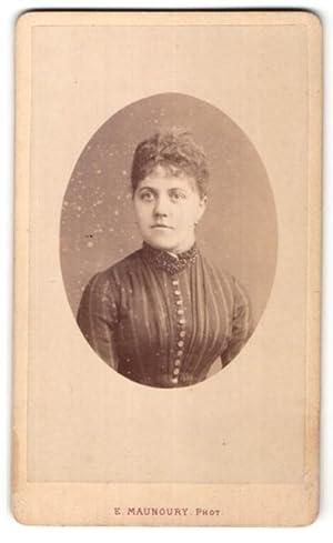 Photo E. Manoury, Angers, Portrait de junge
