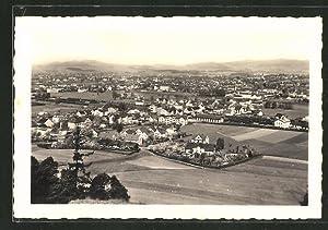Ansichtskarte Leipa / Ceska Lipa, Ortsansicht