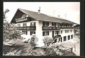 Ansichtskarte Schöllang / Allgäu, Hotel-Haus Herz