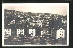 Foto-Ansichtskarte Renens, Ortsansicht mit Blick über Siedlung