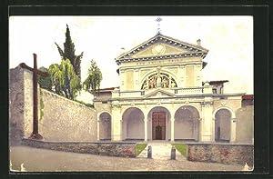 Ansichtskarte Lugano, Convento dei Frati Cappuccini