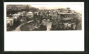 Ansichtskarte Hakone, principal buildings Fujiya Hotel, Miyanoshita