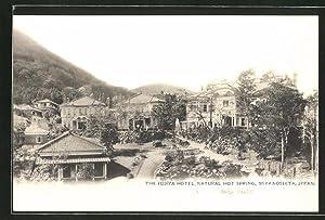 Ansichtskarte Miyanoshita, The Fujiya Hotel, natural hot