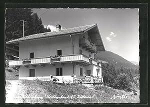 Ansichtskarte Kaltenbach, Partie am Waldheim