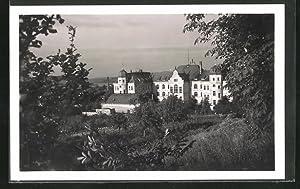 """Ansichtskarte Gnadenfrei, Landfrauenschule """"Maihof"""""""