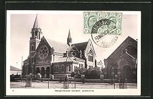 Ansichtskarte Germiston, Presbyterian Church