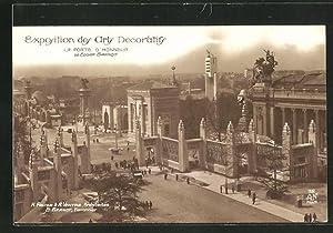 Foto-Ansichtskarte Paris, Exposition des Arts décoratifs 1925,