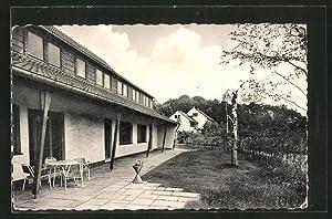 Ansichtskarte Haltern-Annaberg, Pfadfinderheim Gilwell St. Ludger, Schulungs-
