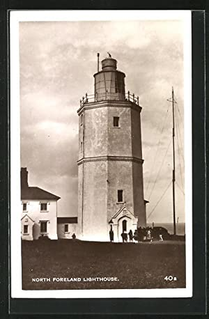 Ansichtskarte North Foreland Lighthouse, Leuchtturm