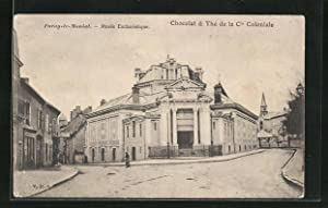Carte postale Paray-le-Monial, Musee Eucharistique