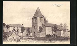 Carte postale Chambon-sur-Lignon, Eglise Catholique