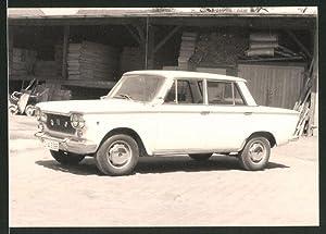 Fotografie Auto Fiat 1500, weisse Limousine