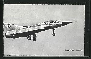 Carte postale Armée de l/'air AVION G.A.M DASSAULT MIRAGE III C interception