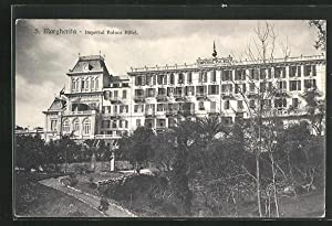 Cartolina S. Margherita, Imperial Palace Hotel