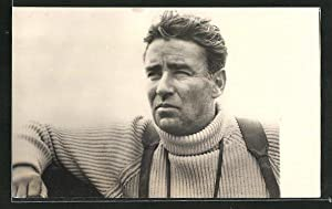 Ansichtskarte Schauspieler Peter Lawford in The Longest Day