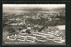Ansichtskarte Wickrath a. d. Niers, Blick auf