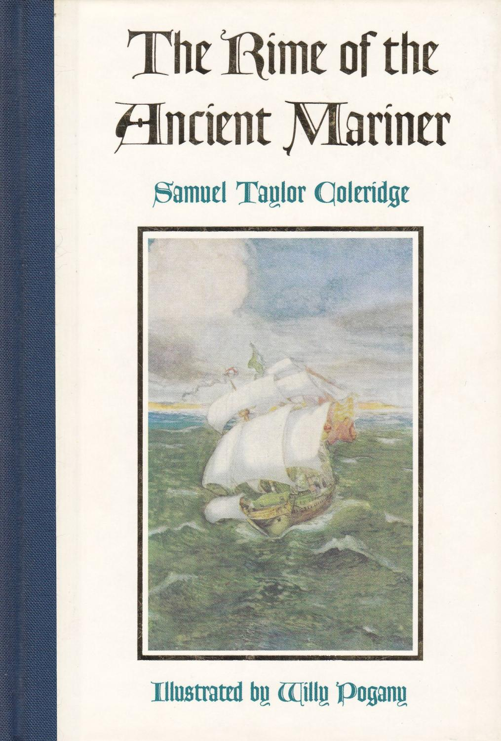 The rime of the ancient mariner by coleridge willy pogany abebooks biocorpaavc Images