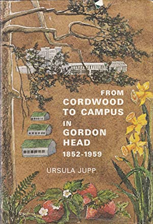 From Cordwood to Campus in Gordon Head: Ursula Jupp