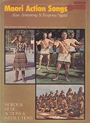 Maori Action Songs: Words & Music, Actions: Alan Armstrong, Reupena