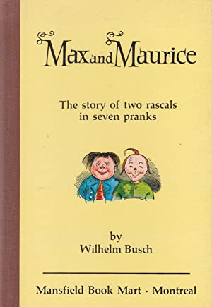 Max and Maurice, The story of two: Wilhelm Busch