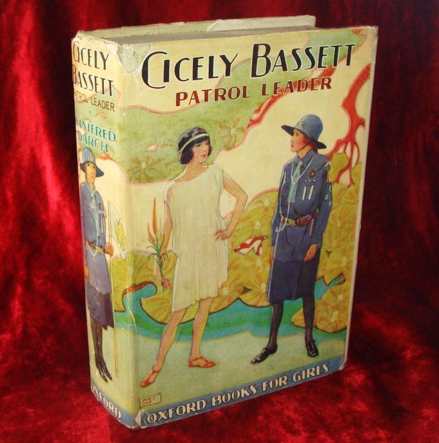CICELEY BASSETT - PATROL LEADER WINIFRED DARCH