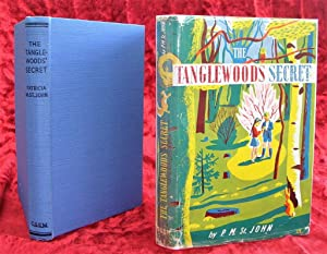 THE TANGLEWOODS SECRET - Author's First Book