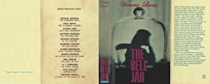 THE BELL JAR - Facsimile Dustjacket Only: SYLVIA PLATH pseudonym