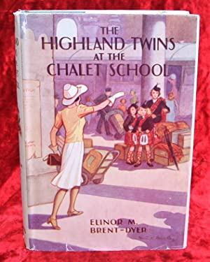 The Highland Twins at the Chalet School