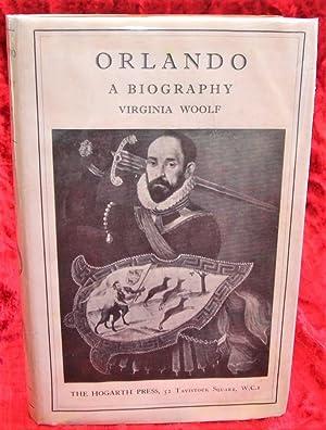 ORLANDO: VIRGINIA WOOLF