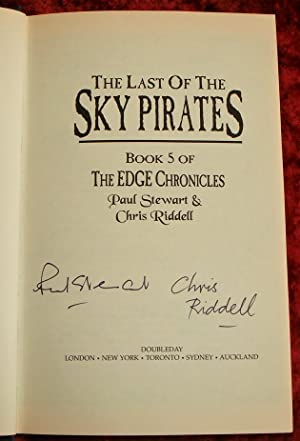 THE LAST OF THE SKY PIRATES - BOOK 5 OF THE EDGE CHRONICLES